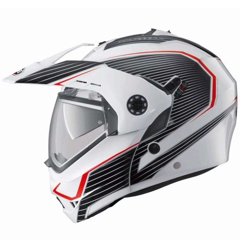 Liste Des Casques Modulables De Type Adventure Dual Sport Motard